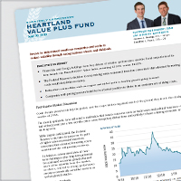 Heartland Value Plus Fund Portfolio Manager Commentary