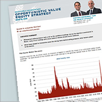 Heartland Opportunistic Value Equity Strategy Portfolio Manager Commentary